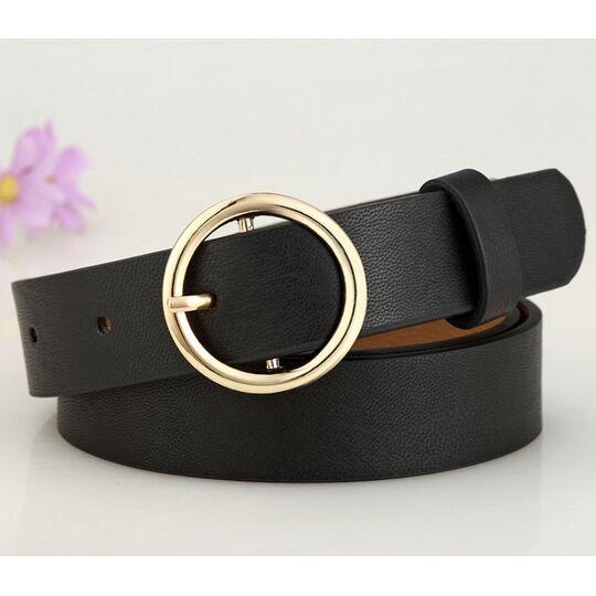 Женские ремни и пояса - Женская ремень Badinka, черный П0035