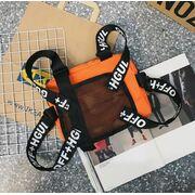 Уличная сумка, жилет, нагрудная, черная П1366