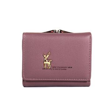 Женский кошелек Baellerry, фиолетовый П1367