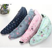 Поясные сумки - Женская поясная сумка, бананка SWDF, розовая П1371