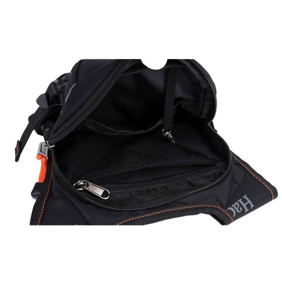Мужские поясные сумки - Мужская сумка поясная, бананка, на бедро, камуфляж 1379