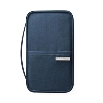 Кошелек органайзер для путешествий, синий П1398