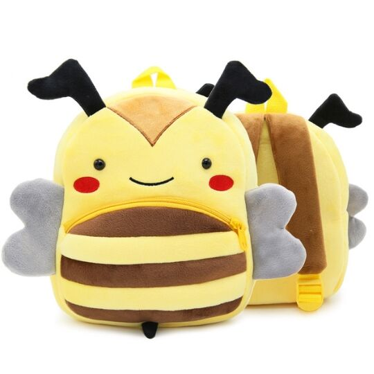 Детские рюкзаки - Детский рюкзак Пчелка П0042