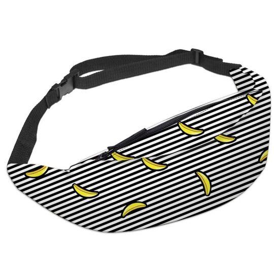 Поясные сумки - Сумка поясная, бананка, П1420