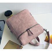 Женские рюкзаки - Женский рюкзак, розовый П0044