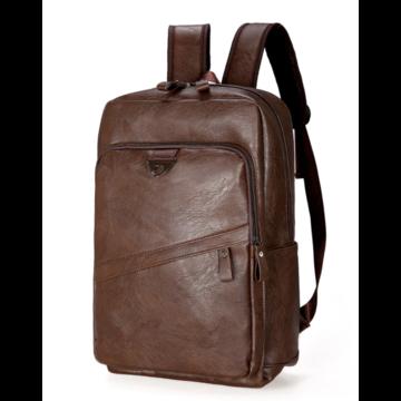 Мужской рюкзак Baellerry, коричневый П1444