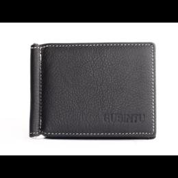 Зажим для денег, кошелек GUBINTU, черный 1452