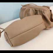 Женские сумки - Сумка женская, клатч LEFTSIDE меньшая, белая П1484