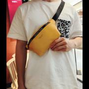 Поясные сумки - Поясная сумка, бананка WEICHEN, серая П1489