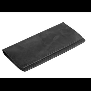 Мужской кошелек, портмоне SIMLINE, черный П1500