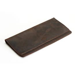 Кошелек мужской, портмоне SIMLINE, коричневый 1501