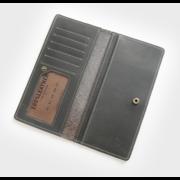 Кошелек мужской, портмоне SIMLINE, серый П1503