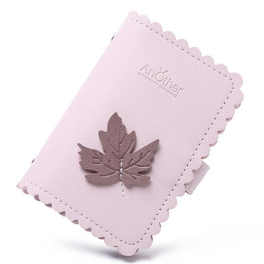 Визитницы - Визитница, картхолдер розовая П1513