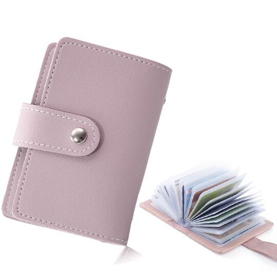 Визитницы - Визитница, розовая П1530