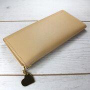 Женские кошельки - Женский кошелек, коричневый П0054