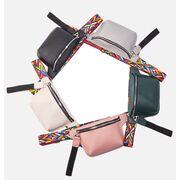 Поясные сумки - Поясная сумка женская на пояс DAUNAVIA, серая П1546