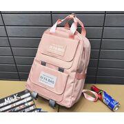 Рюкзак женский DCIMOR, розовый П1561