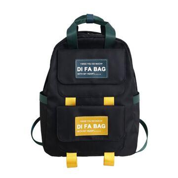 Рюкзак женский DCIMOR, черный П1562