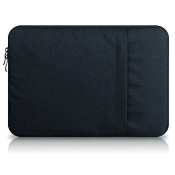 Сумка чехол для ноутбука синяя П1571