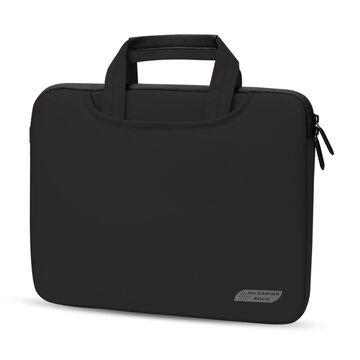 Сумка для ноутбука черная П1597