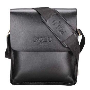 Мужская сумка VICUNA POLO, черная 0064