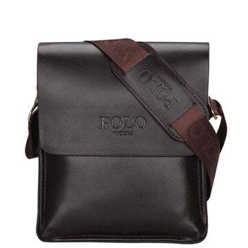 Мужская сумка VICUNA POLO, коричневая П0065