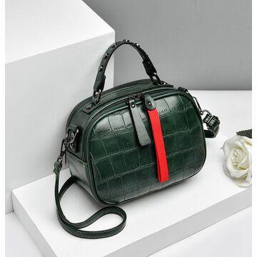 Женская сумка FUNMARDI, зеленая П1650