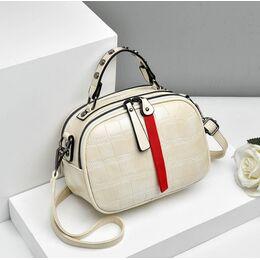 Женская сумка FUNMARDI, белая 1651