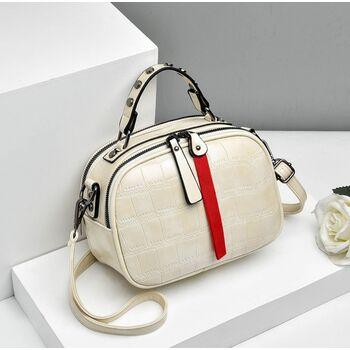 Женская сумка FUNMARDI, белая П1651