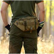 Сумка поясная армейская , зеленая П1656
