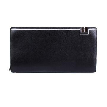 Барсетка мужская Baellerry, портмоне, черная П1666