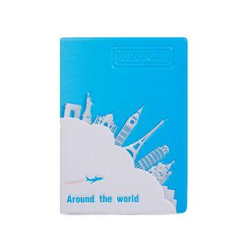 Обложка для паспорта, Вокруг света П1674