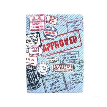 Обложка для паспорта, Вокруг света П1675