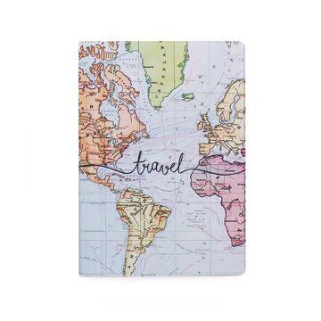 Обложка для паспорта, Вокруг света П1676