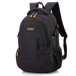 Мужской рюкзак Taikkss, черный 0068