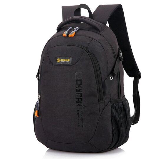 Мужские рюкзаки - Мужской рюкзак Taikkss, черный П0068