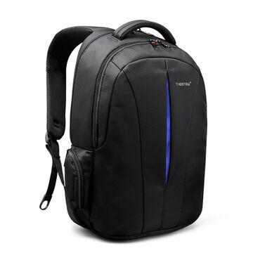 """Рюкзак для ноутбука """"TSA"""", черный П1684"""