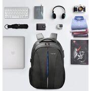 """Рюкзаки для ноутбуков - Рюкзак для ноутбука """"TSA"""", черный П1684"""