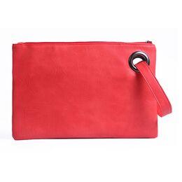 Клатч сумка женская, красный 1687