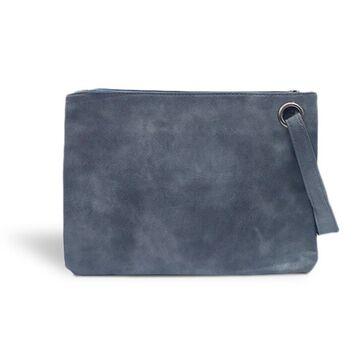 Клатч сумка женская, синий П1690