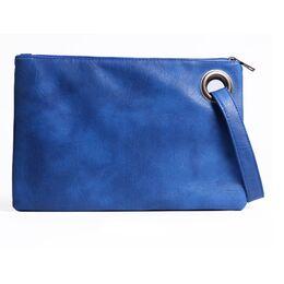 Клатч сумка женская, синий 1691
