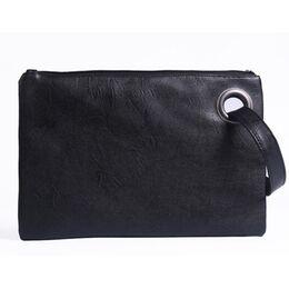 Клатч сумка женская, черный 1692