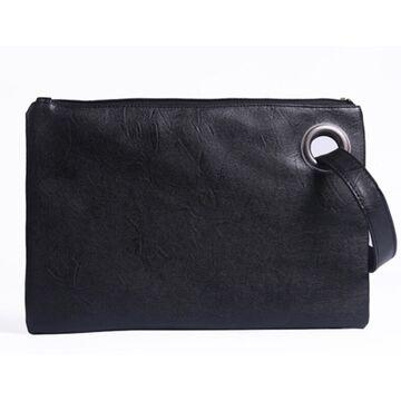 Клатч сумка женская, черный П1692