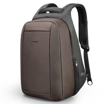 Рюкзак для ноутбука, коричневый 1697
