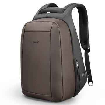 Рюкзак для ноутбука, коричневый П1697