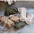 Женские сумки - Сумка женская, клатч LEFTSIDE большая, коричневая П1699