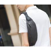 "Поясная сумка мужская ""HK"", черный П1705"