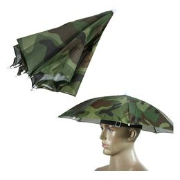 Зонтик шапка 0071