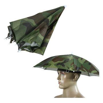 Зонтик шапка П0071
