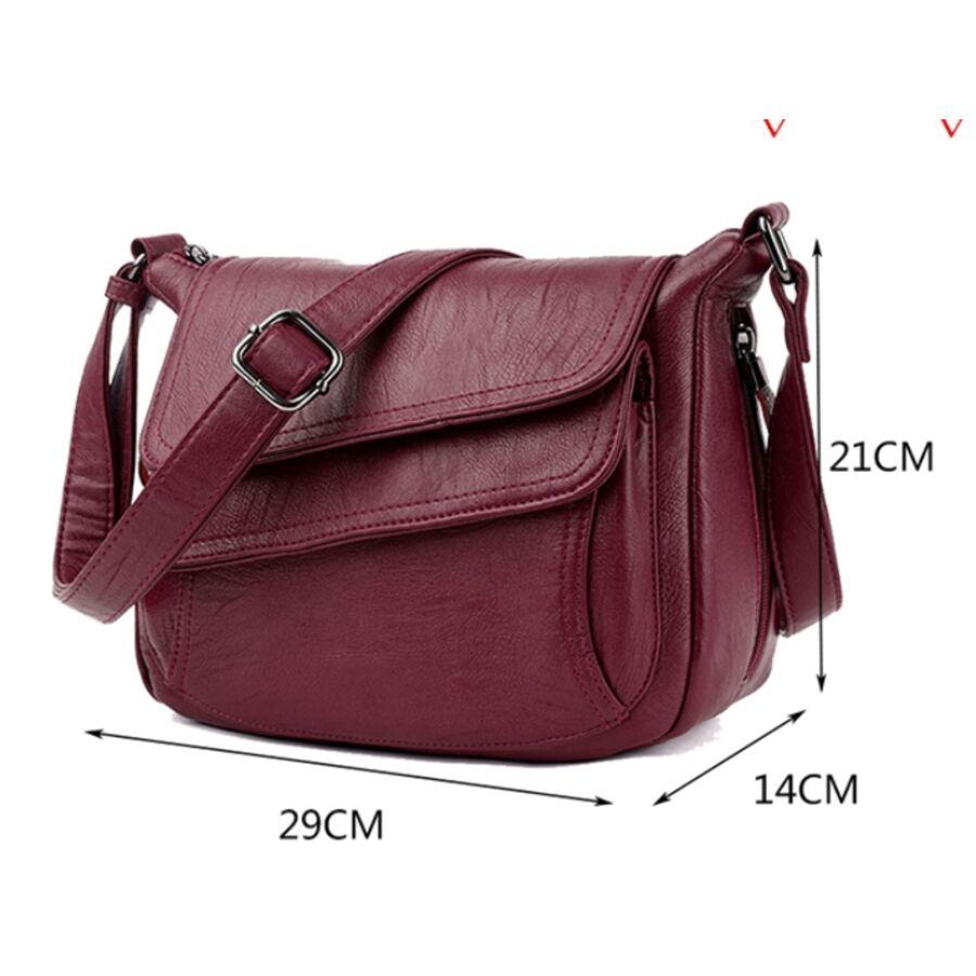 Женские сумки - Женская сумка PHTESS , серая 1708